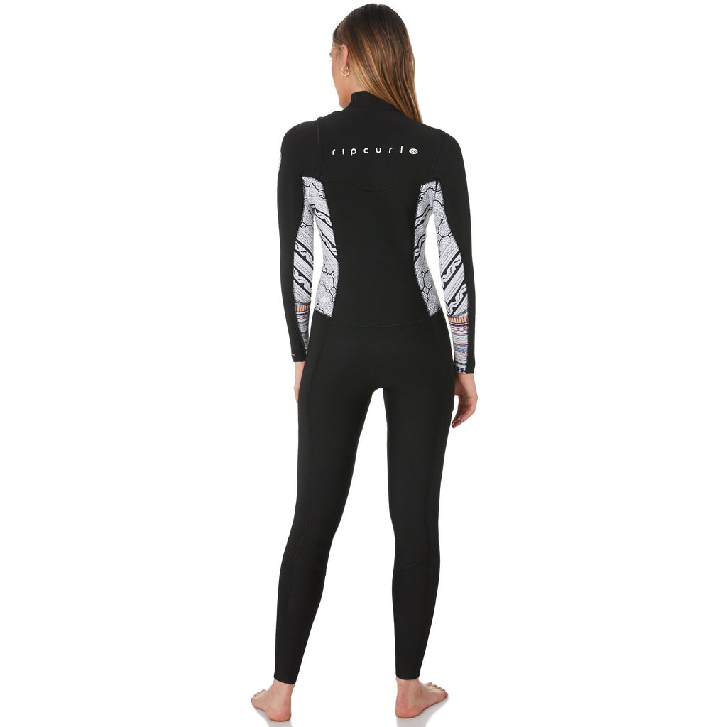 Wmns DAWN PATROL 4/3MM CHEST ZIP STEAMER