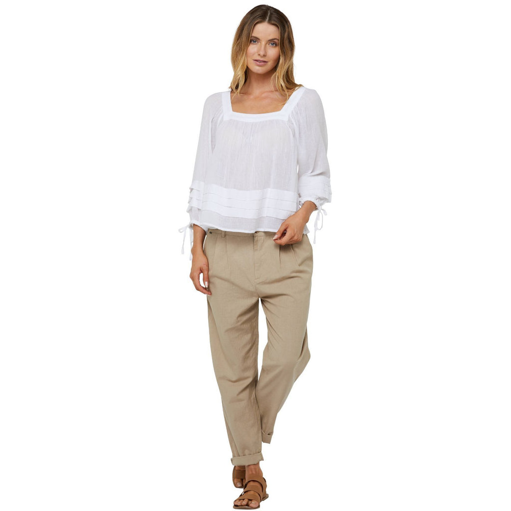 MARIS TOP ONEILL WHITE WOMENS