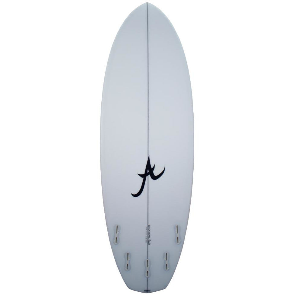 BLACK BEAN - PU ALOHA SURFBOARDS
