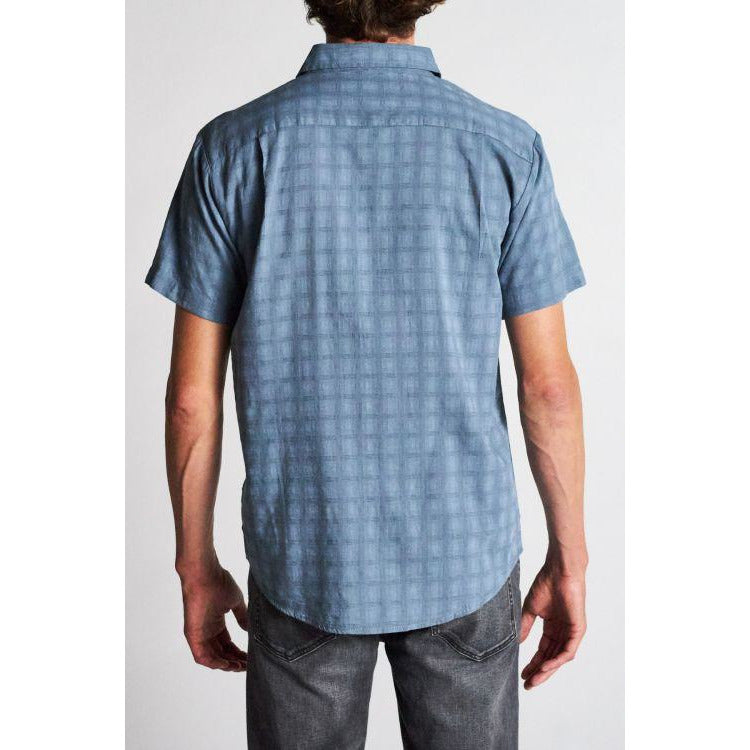 CHARTER PLAID SHORT SLEEVE WOVEN