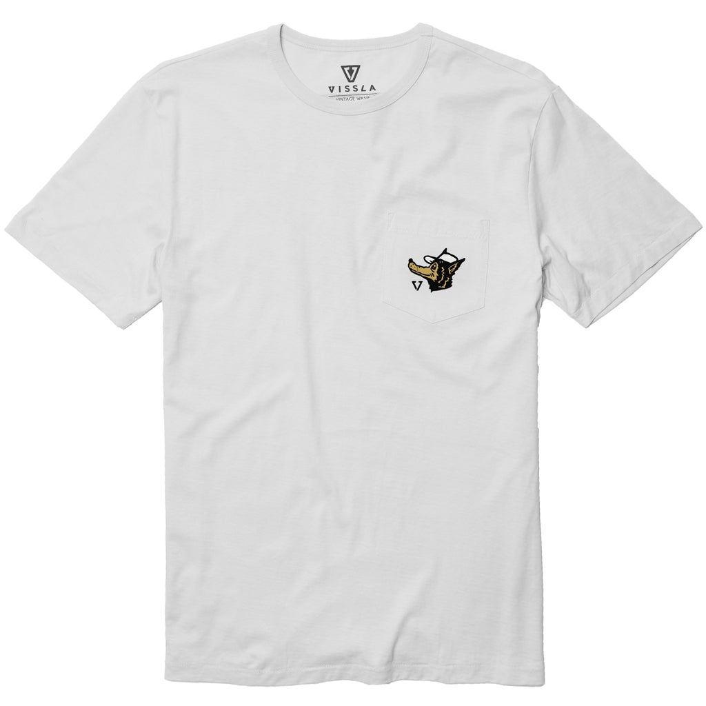 CREATORS SUPERWOLF ECO POCKET TEE