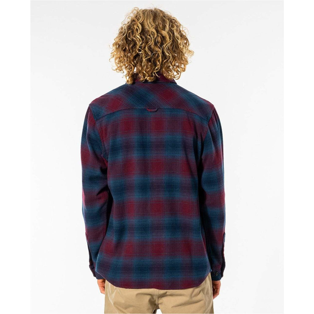 RIP CURL COUNT LONG SLEEVE SHIRT RIPCURL