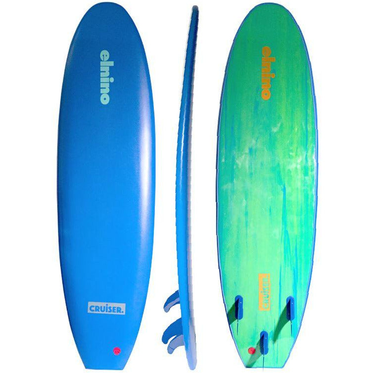 "EL NINO CRUISER 6'6"" BLUE"