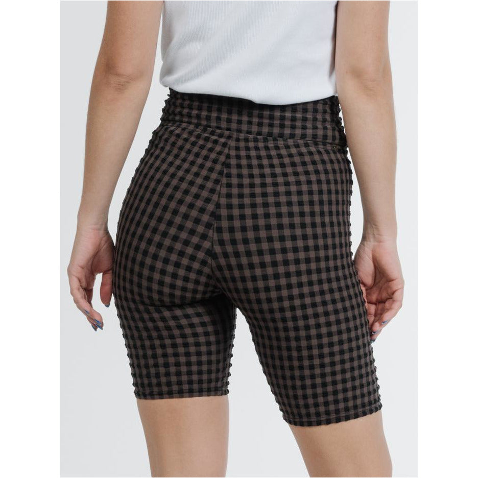 GEORGIE PLAID SHORT