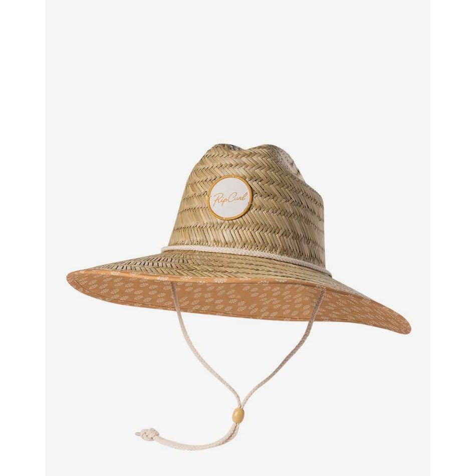 COASTAL TIDE STRAW HAT
