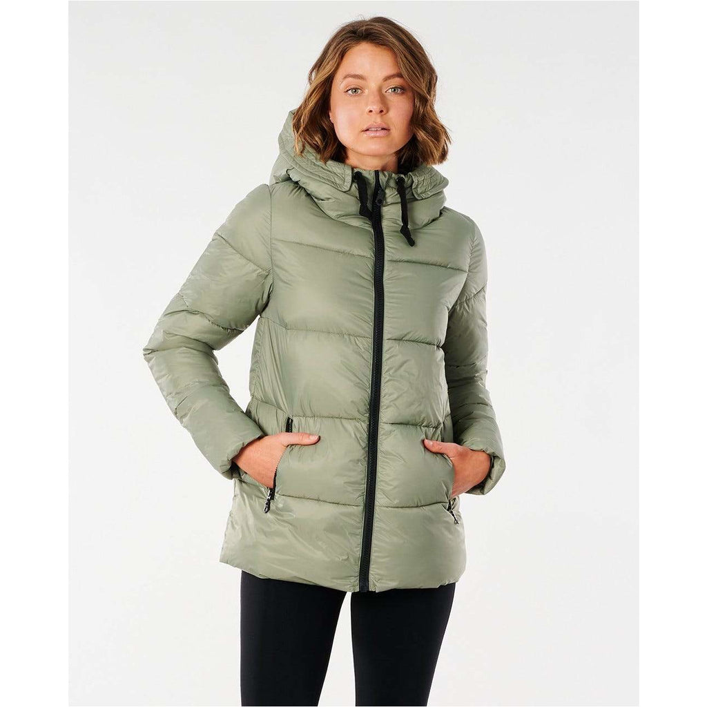 RIP CURL ANTI-SERIES INSULATED COAT RIPCURL