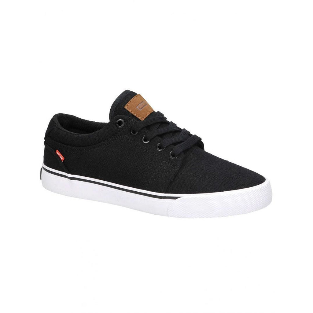 GS BLACK HEMP SHOE
