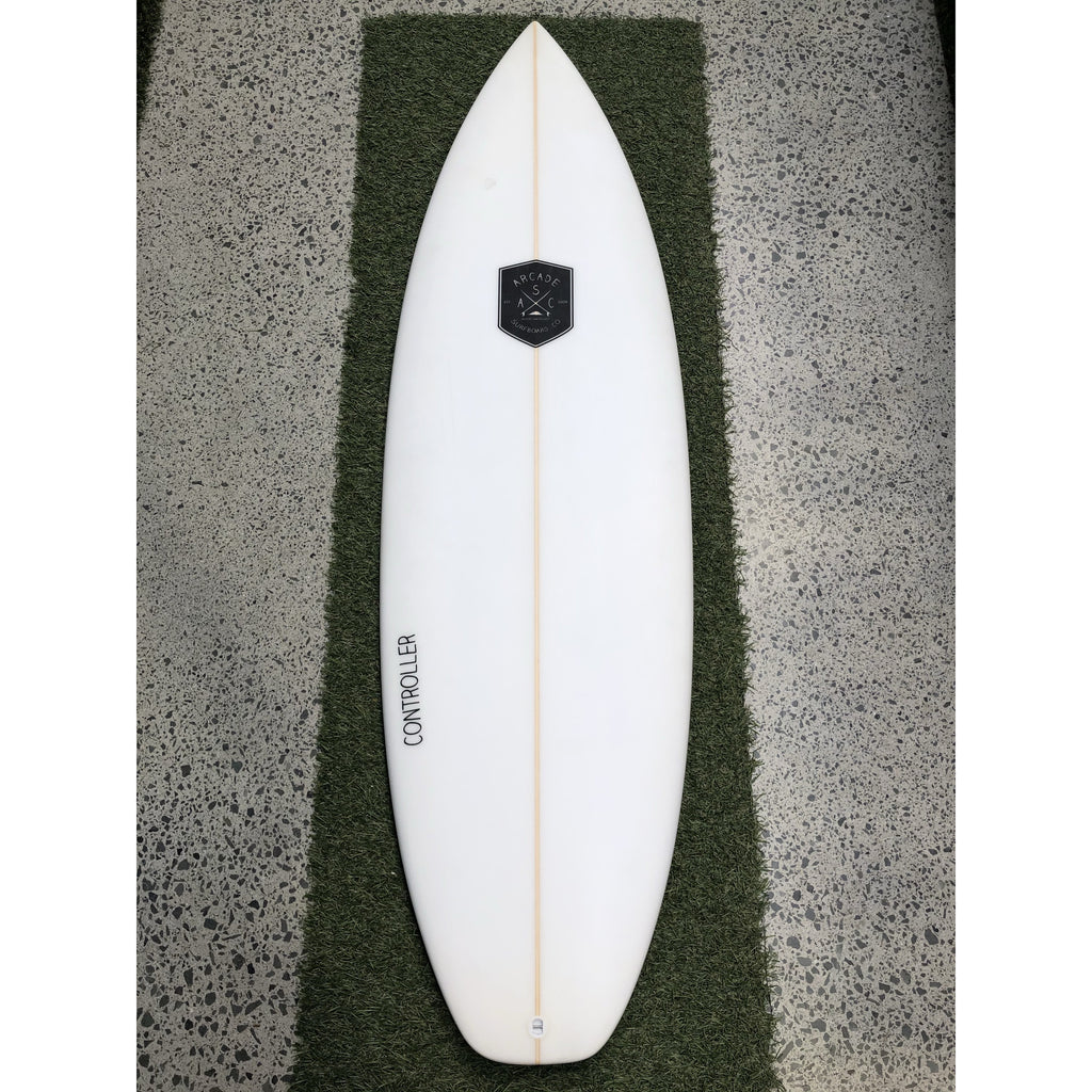 MOUNT MAUNGANUI SURFBOARD SHORTBOARD SURF