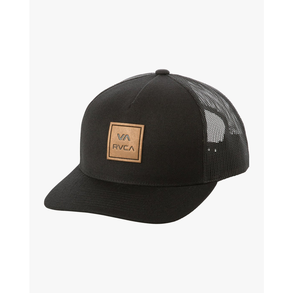 RVCA VA ALL THE WAY CURVED BRIM TRUCKER