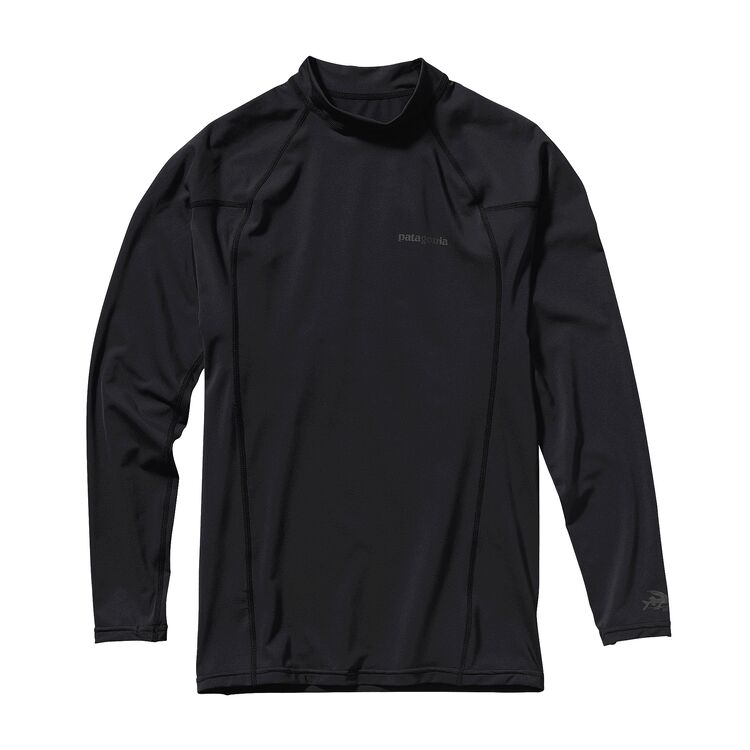 R0 LONG SLEEVE RASH TOP