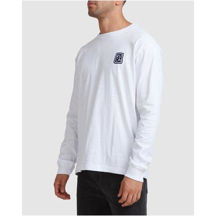 RVCA NOODLES LONG SLEEVE TEE