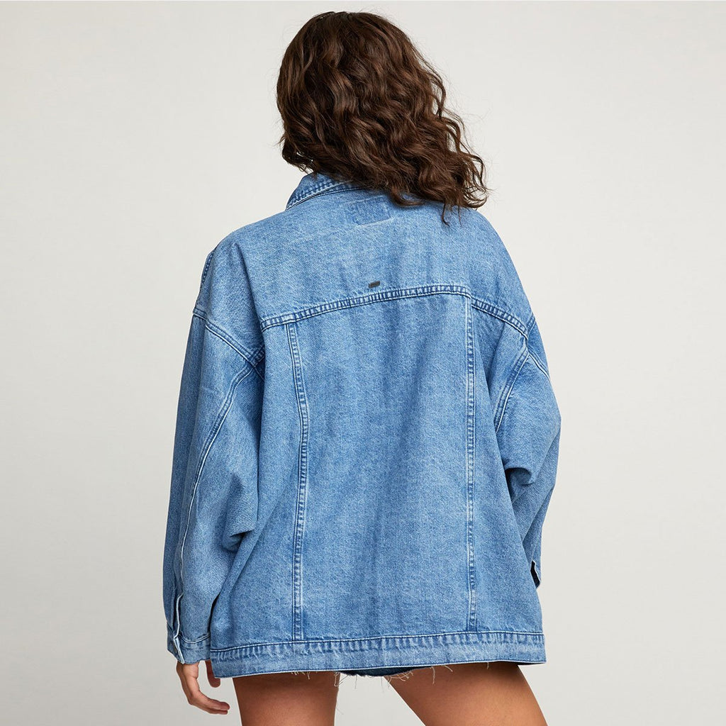 LOUNGER DENIM JACKET