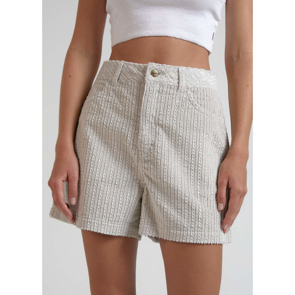 seventy threes textured corduroy shorts