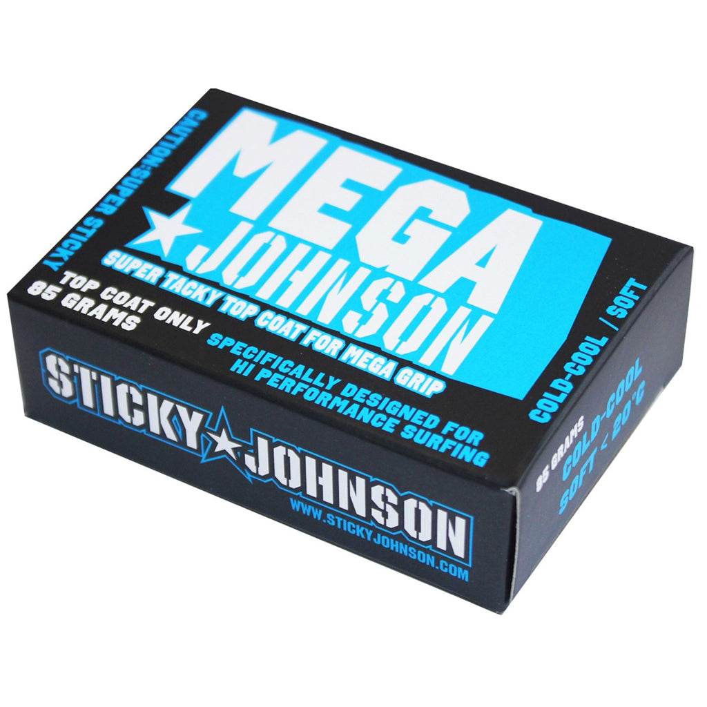 STICKY JOHNSON MEGA WAX