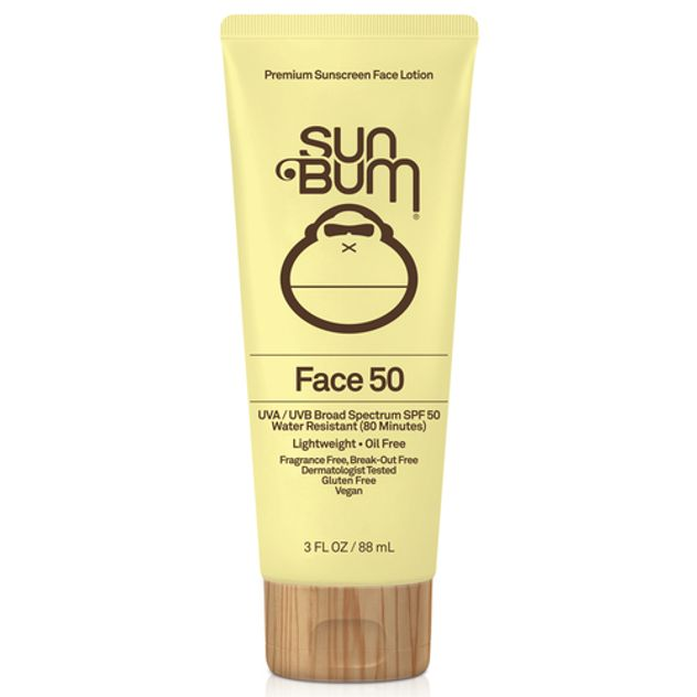 SPF50+ FACE LOTION 88ML