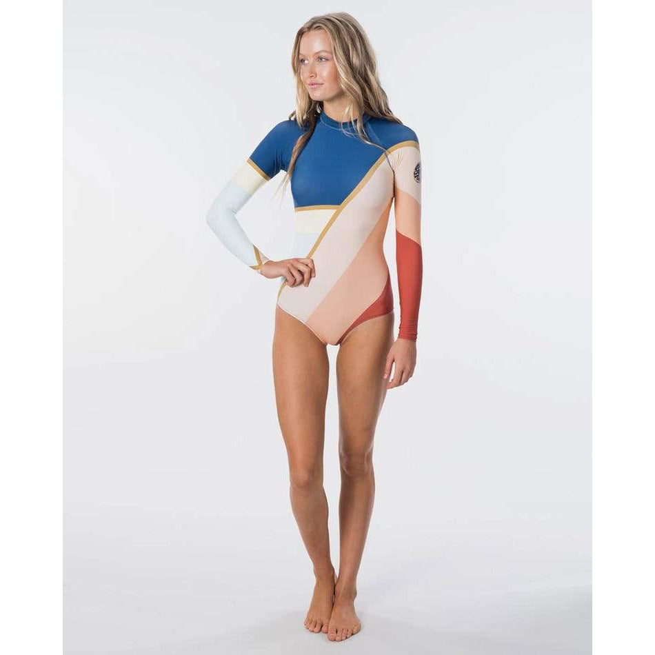 SUNSETTERS L/SL UV CHEEKY SURFSUIT