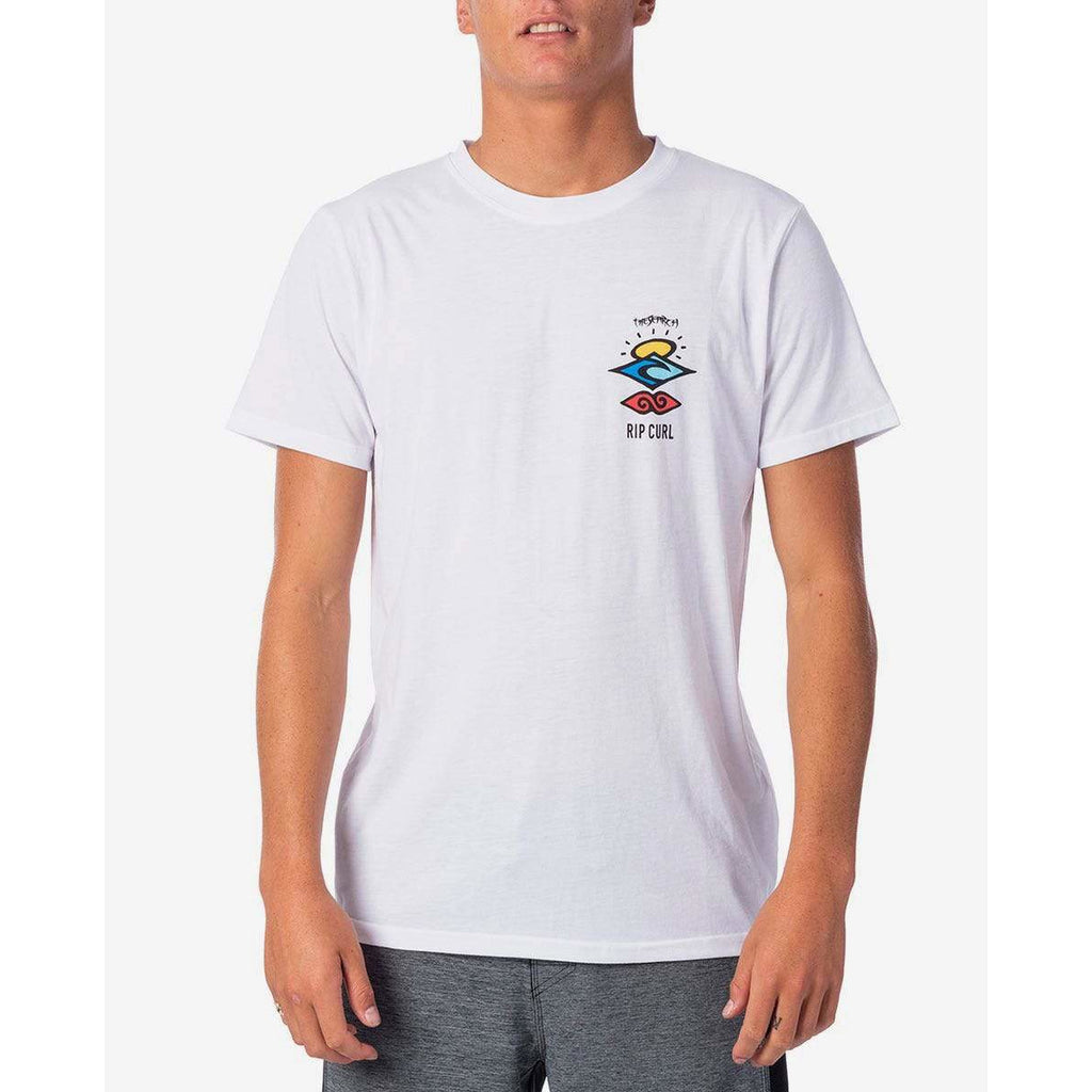 SEARCH LOGO S/SL UV TEE