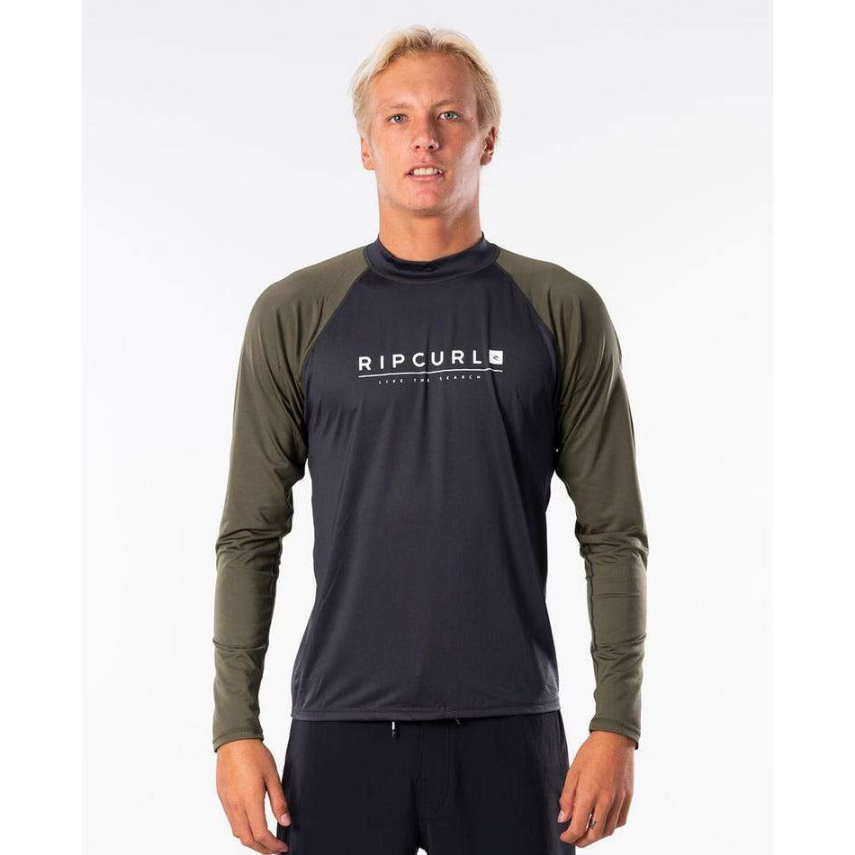 SHOCKWAVE RELAXED LONG SLEEVE UVT