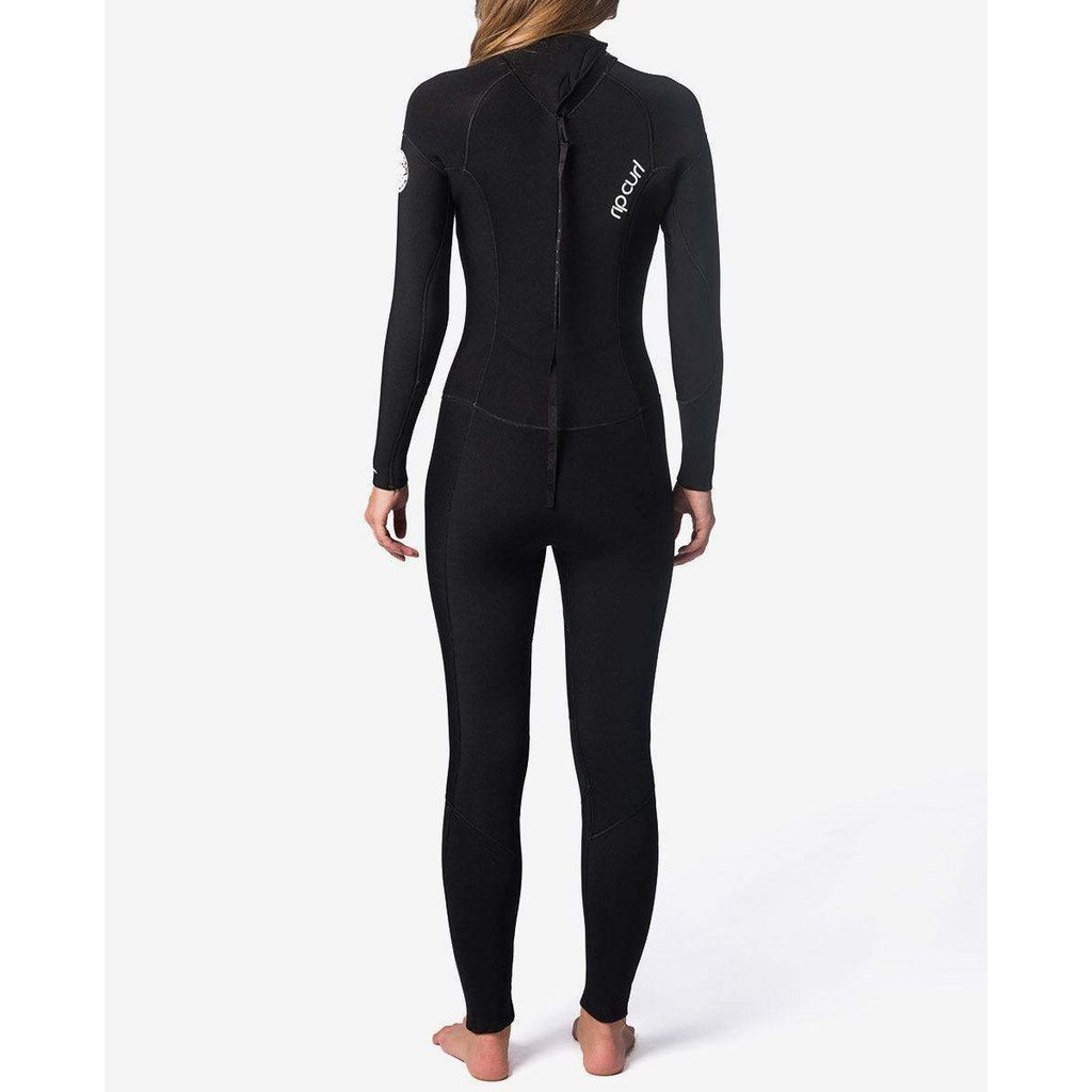 WMNS DAWN PATROL 4/3MM BACK ZIP STEAMER