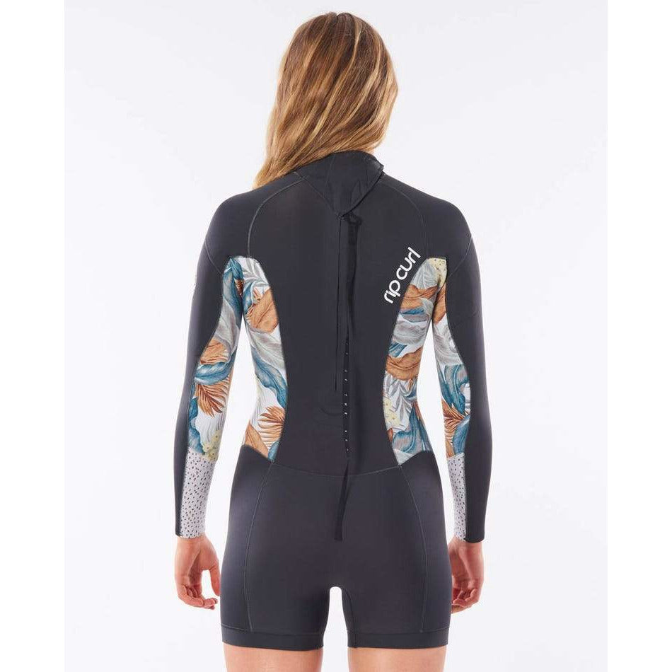 WMNS DAWN PATROL 2/2MM LONG SLEEVE SPRING SUIT