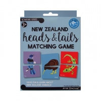 NZ Game Heads & Tails Box set