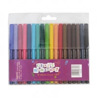 Colouring Felt Pens 18pc