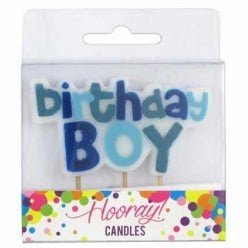 Candle Birthday Boy 12/144
