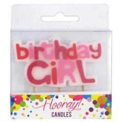 Candle Birthday Girl 12/144