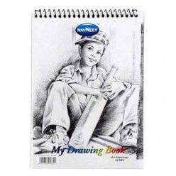 My Drawing Book A5 20lvs  10/160