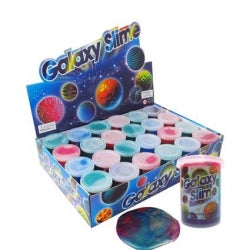 Galaxy Slime Can - Box of 24