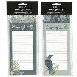 Shopping List NZ 60pg