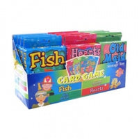 Playing Cards Kids Games Fish/Hearts/Old Maid  12/144