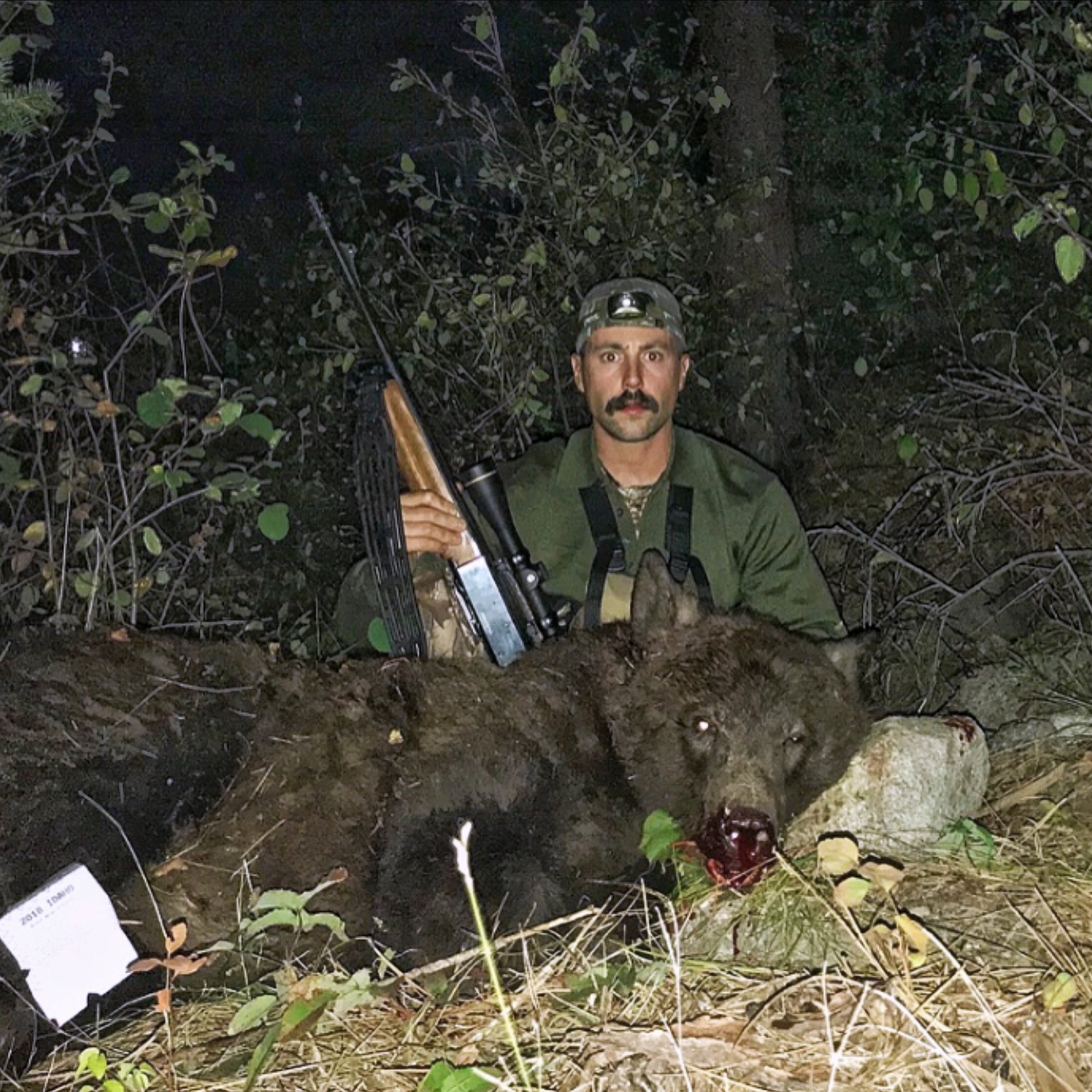 Bear Hunting in the Idaho Backcountry