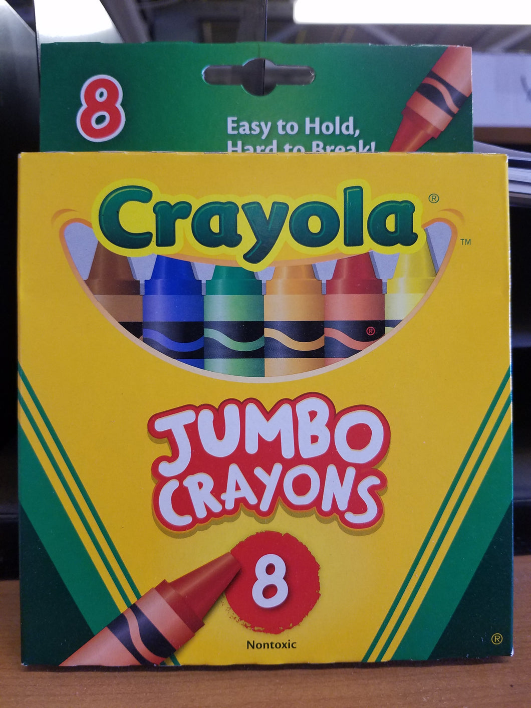 crayon 8 set kindograph (set)