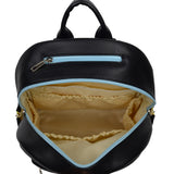 Vegan Leather Diaper Backpack