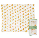 Squirrel Bamboo70 / 30Cotton Muslin Swaddle