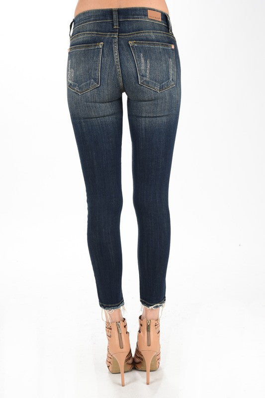 Must Have Distressed Skinnies