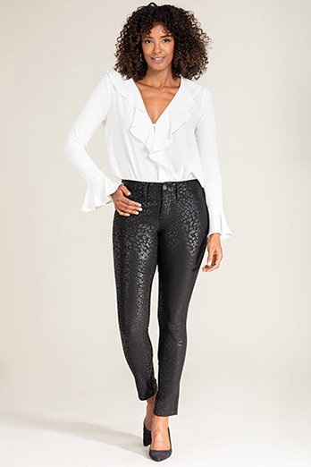 Cheetah Hyperstretch Skinnies
