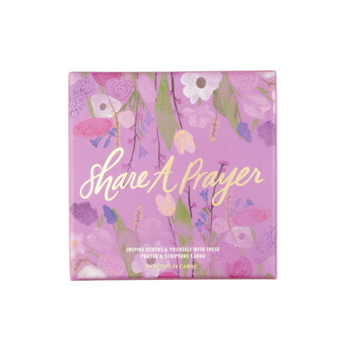 Share-A-Prayer Cards