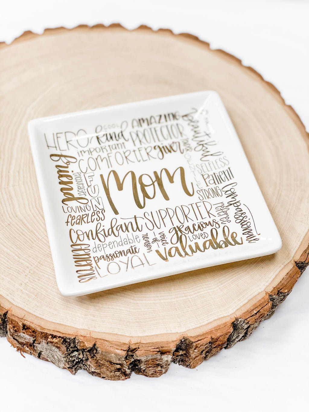 Mom Affirmation Tray