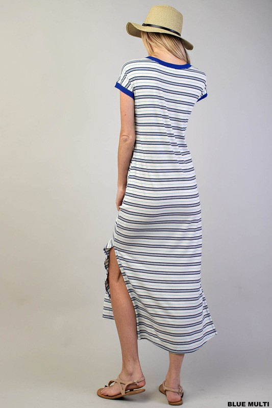 Cutest Striped Maxi