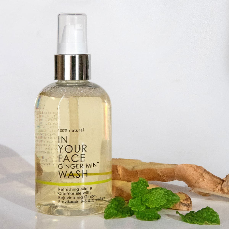 GINGER MINT WASH