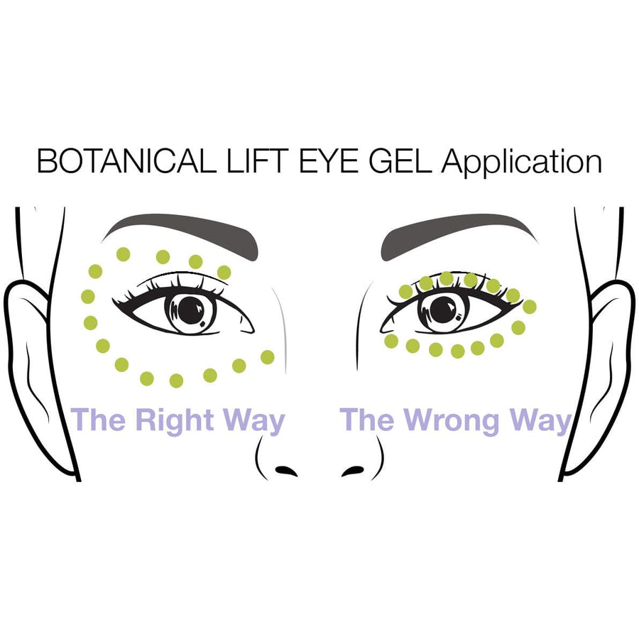 BOTANICAL LIFT EYE GEL