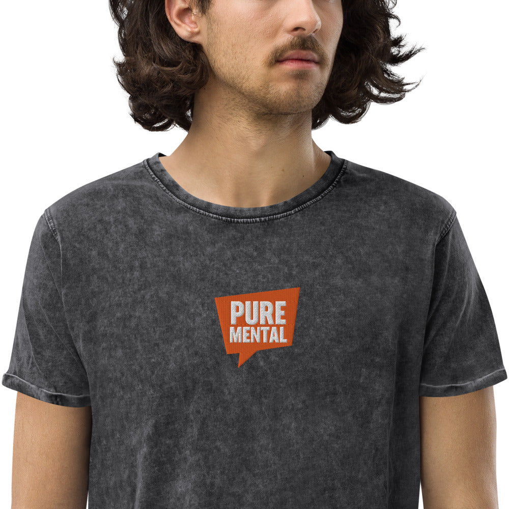 Pure Mental Collection | Dyed T-Shirt