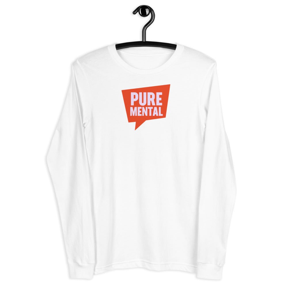 Pure Mental Collection | Long Sleeve Tee