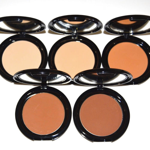 MATTE PRESSED POWDER