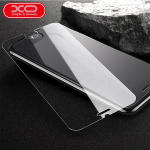 XO Tempered Glass 2.5D for iPhone 8 7 6s plus Thickness 0.1mm 9H Nano coating Premium Screen Protector