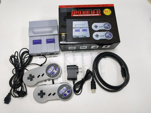 8Bit Retro Video Game Console Built-In 821 Different Classic Games