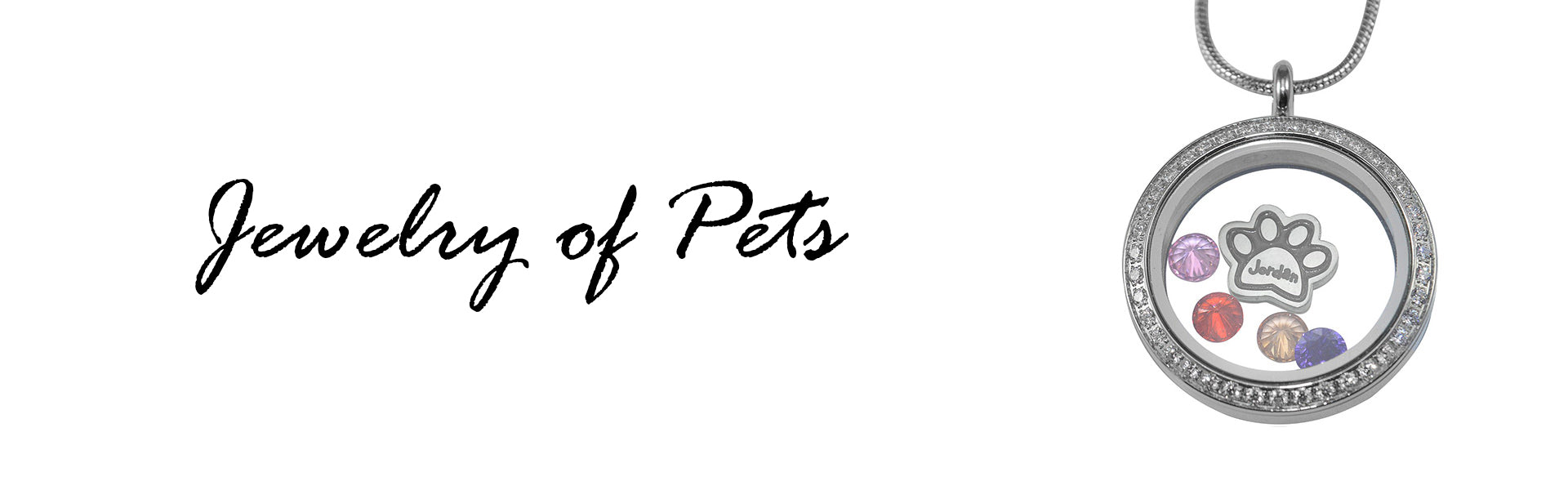 Jewelry of Pets