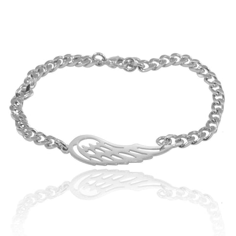 Angels Wing Bracelet Belle Fever 2